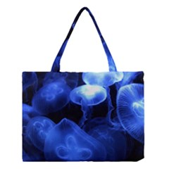 Jellyfish Sea Diving Sea Animal Medium Tote Bag