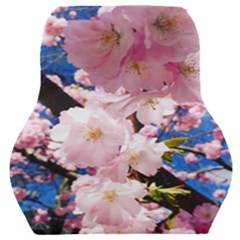 Flower Cherry Wood Tree Flowers Car Seat Back Cushion  by Sapixe
