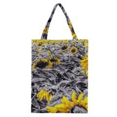 Sunflower Field Girasol Sunflower Classic Tote Bag
