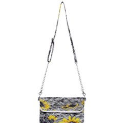 Sunflower Field Girasol Sunflower Mini Crossbody Handbag