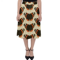Butterfly Butterflies Insects Classic Midi Skirt