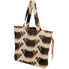 Butterfly Butterflies Insects Drawstring Tote Bag by Jojostore