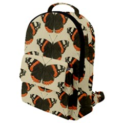 Butterfly Butterflies Insects Flap Pocket Backpack (small) by Jojostore
