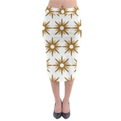 Seamless Repeating Tiling Tileable Midi Pencil Skirt