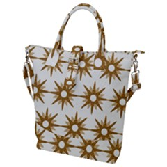 Seamless Repeating Tiling Tileable Buckle Top Tote Bag