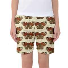 Butterfly Butterflies Insects Women s Basketball Shorts