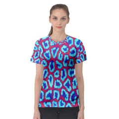 Animal Tissue Women s Sport Mesh Tee by Jojostore