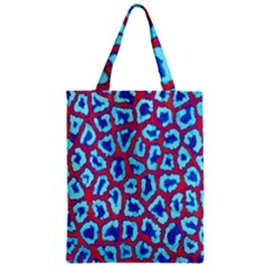 Animal Tissue Zipper Classic Tote Bag