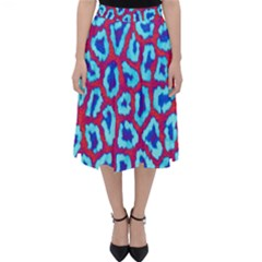 Animal Tissue Classic Midi Skirt