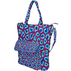 Animal Tissue Shoulder Tote Bag