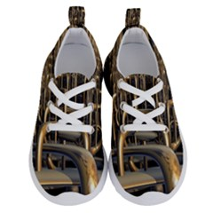 Fractal Image Of Copper Pipes Running Shoes by Jojostore