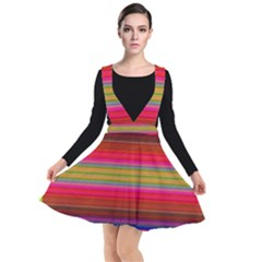 Fiesta Stripe Colorful Neon Background Other Dresses