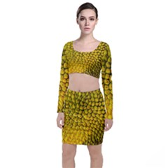 Jack Shell Jack Fruit Close Top And Skirt Sets