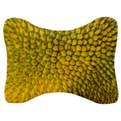 Jack Shell Jack Fruit Close Velour Seat Head Rest Cushion by Jojostore