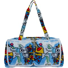 Seamless Repeating Tiling Tileable Multi Function Bag by Jojostore