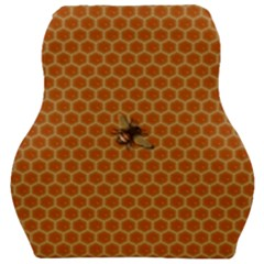 The Lonely Bee Car Seat Velour Cushion  by Jojostore