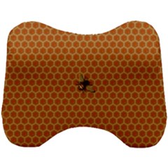 The Lonely Bee Head Support Cushion by Jojostore