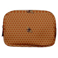 The Lonely Bee Make Up Pouch (small) by Jojostore