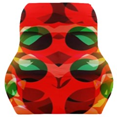 Abstract Abstract Digital Design Car Seat Back Cushion  by Jojostore