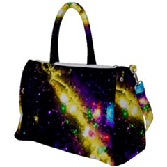 Galaxy Deep Space Space Universe Stars Nebula Duffel Travel Bag by Jojostore