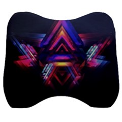 Abstract Desktop Backgrounds Velour Head Support Cushion