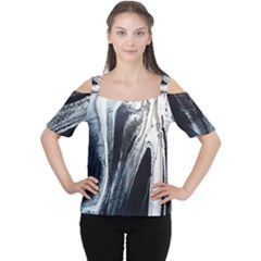 Odin s View 2 Cutout Shoulder Tee