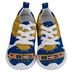 Flag Map Of Georgia, 2001 2003 Kids  Lightweight Sports Shoes