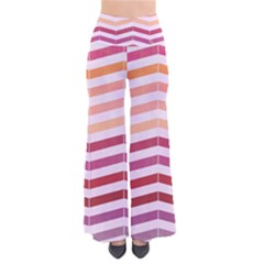 Abstract Vintage Lines So Vintage Palazzo Pants