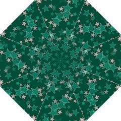 Star Seamless Tile Background Abstract Hook Handle Umbrellas (large)