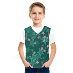 Star Seamless Tile Background Abstract Kids  Sportswear