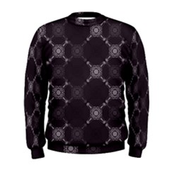 Abstract Seamless Pattern Men s Sweatshirt