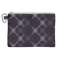 Abstract Seamless Pattern Canvas Cosmetic Bag (xl) by Jojostore