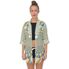 Tech Neon And Glow Backgrounds Psychedelic Art Psychedelic Art Open Front Chiffon Kimono