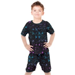 Stars Pattern Seamless Design Kid s Set