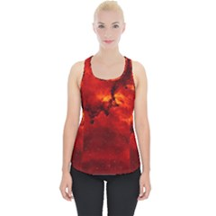 Star Clusters Rosette Nebula Star Piece Up Tank Top
