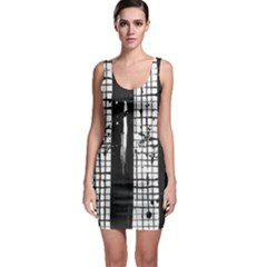 Whitney Museum Of American Art Bodycon Dress