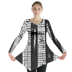 Whitney Museum Of American Art Long Sleeve Tunic
