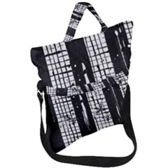 Whitney Museum Of American Art Fold Over Handle Tote Bag