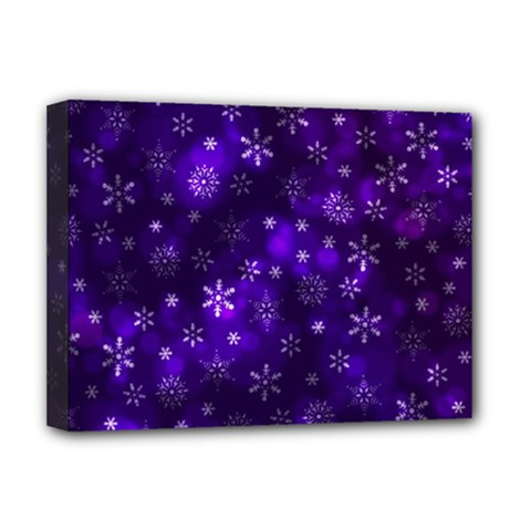 Bokeh Background Texture Stars Deluxe Canvas 16  X 12  (stretched)