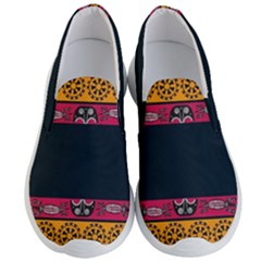 Pattern Ornaments Africa Safari Summer Graphic Men s Lightweight Slip Ons