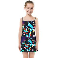 Dance Floor Kids Summer Sun Dress