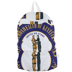 Great Seal Of Kentucky Foldable Lightweight Backpack by abbeyz71