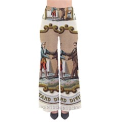 Historical Coat Of Arms Of Kentucky So Vintage Palazzo Pants