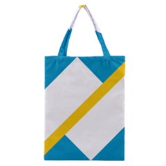 Flag Of The Franco Yukonnais Classic Tote Bag