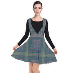 Plaid Pencil Crayon Pattern Other Dresses