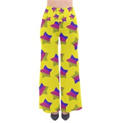 Ombre Glitter  Star Pattern So Vintage Palazzo Pants by snowwhitegirl