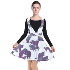 Many Cats Silhouettes Texture Other Dresses