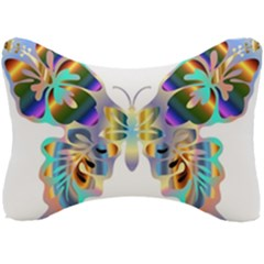 Abstract Animal Art Butterfly Copy Seat Head Rest Cushion by Jojostore