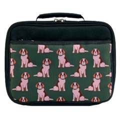 Dog Animal Pattern Lunch Bag
