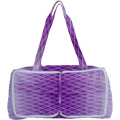 Abstract Lines Background Multi Function Bag